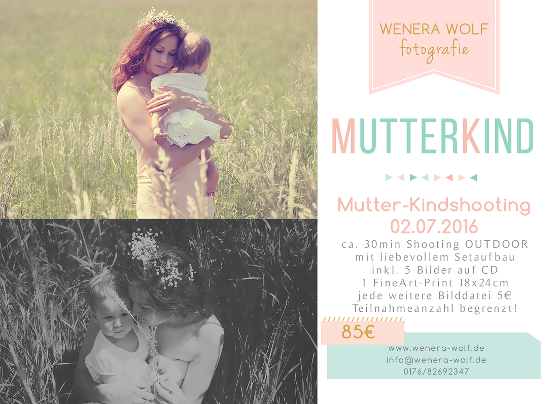Mutter-Kind-Shooting